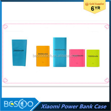 New Original Xiaomi Power Bank Silicon Cover Protective Case for Xiaomi 10000 mAh Battery Power Bank Rredmi Cover