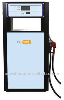 CWK50J111 gas station fuel dispenser 1-pump 1-flow meter 1-nozzle