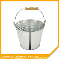 Manufacturer price super quality cast iron cauldron dutch bucket from China