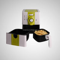 2015 New design 2.0L automatic deep air fryer without oil HB-802