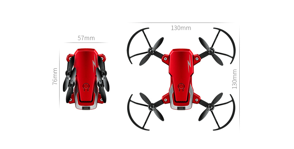 SJY-TXDG1 Dual 2.4G 1080P HD Camera With High Attitude Rc Drone