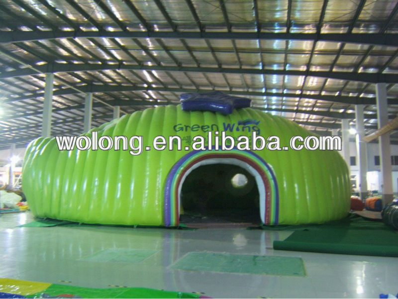 2013 custom tent and hot selling tent inflatable clear tents