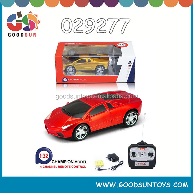 Best selling 1:16 rc racing toys car 4 channel rc car toys made in china with light and Rechargeable Battery