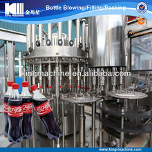 Carbonated Drink / Gas containing water production plant