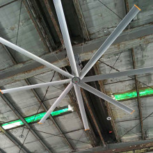 7.3M/24FT Size 8PCS Large Cover Big Industrial Ceiling Fan