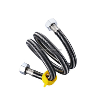 Stainless steel 304 Flexible braided knitted Hose for Basin Kitchen Sink faucet tap