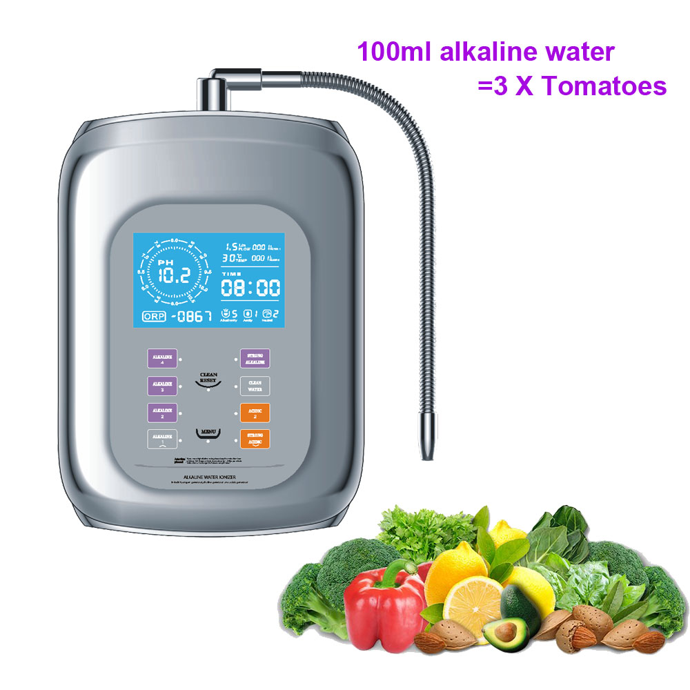 2017 Water Alkaline Ionizer Water Filter Health Energy Ionizer kangen Water Filter Machine