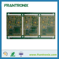 Frantronix universal single side printed circuit board assembly
