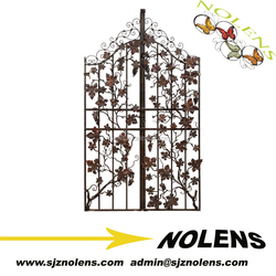Wrought Iron Main Gate Designs for Homes/wrought iron sliding gate iron main metal gates design