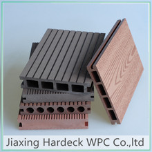 Hot sale anti-UV co-extrusion wpc decking