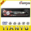 IC7388 RMS4x25W (max 4x50W) power output/Front AUX Input & RCA Output/1 din 7 inch car dvd player