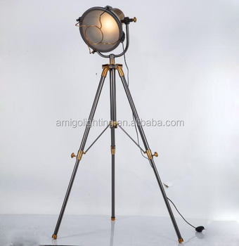 vintage royal master sealight floor lamp tripod YF804-HB, View ...