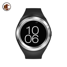 Best Android Smart Watch 2018 Blue Tooth Fitness Tracker Touch Screen Mobile Watch Phone