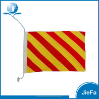 Eco-friendly Best Quality Marine Signal 100% Polyester Custom Boat Flags