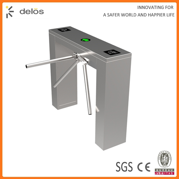 china wholesale bi direction card reading tripod turnstile