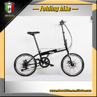 20 size cheap steel folding bike pocket bike lady bike