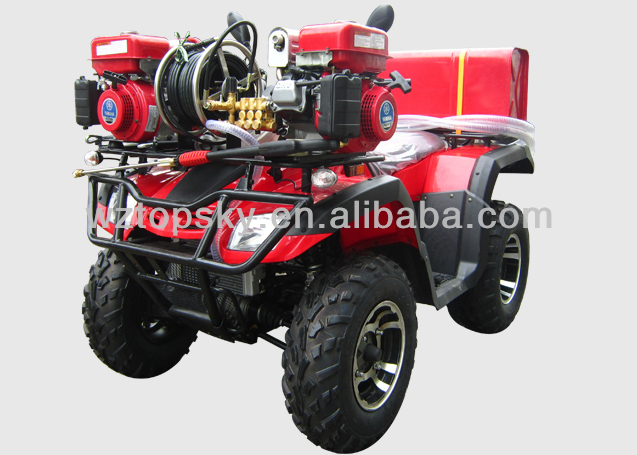 4WD, 300-600cc Fire Fighting ATV