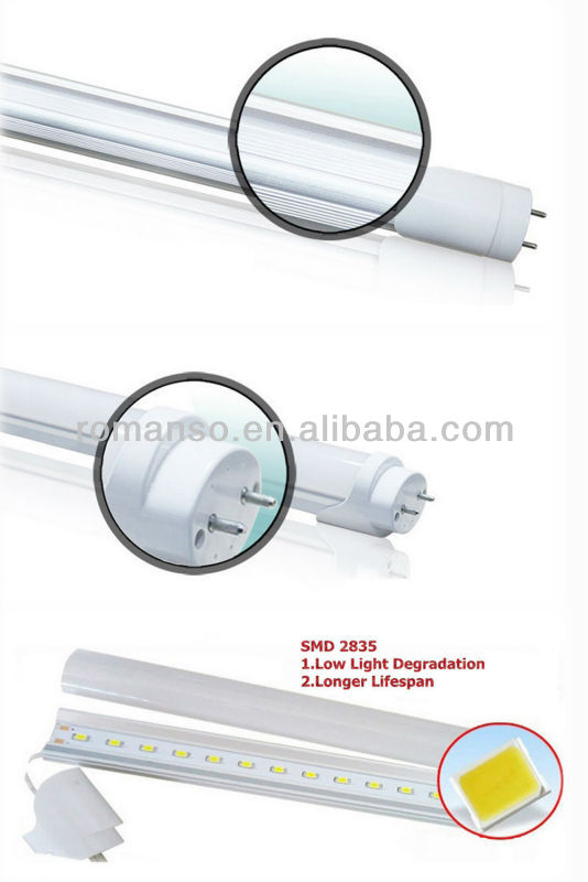 (Factory direct sale)Cheap led tube t8 150cm cartoon red tube