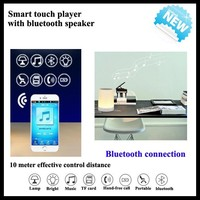 Portable mobile wireless mini bluetooth speaker mp4 player