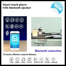 Portable mobile wireless mini bluetooth speaker mp4 player