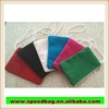 Hand-painted wallet blank package DIY hand-painted canvas bag Pure color blank canvas pouch phone bag coin purse R370