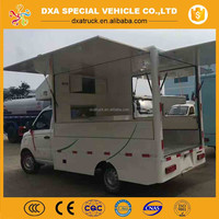 Multi-function Very Popular mini food truck/fast food cart/hot dog vending van