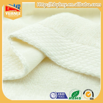 Soft comfortable dobby border face towel