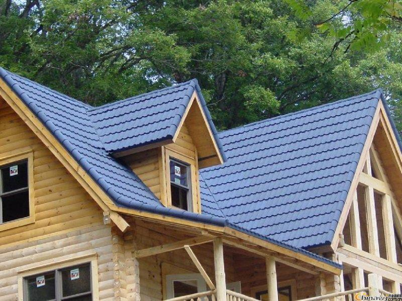 Plastic cheap stone coated metal roof tile/ asphalt roofing shingle with high quality