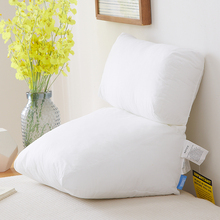 <strong>10</strong> in 1 Multipurpose Flip Bed Wedge Pillow Custom Contour Pillow for Back Support Reading Sleeping
