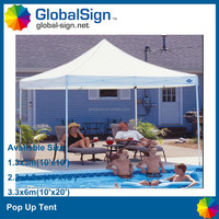 3x6m outdoor steel frame tent canopy