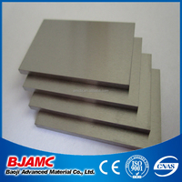 99.95% pure Tungsten plate for sapphire crystal furnace
