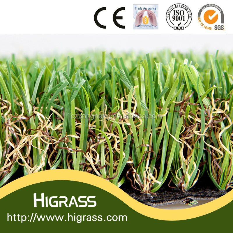 China Manufacturer synthetic landscape turf grass, artificial lawn