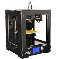 Top Vente De Bureau 3D Imprimante Machine DIY 3D Imprimante Grand CNC Kit pour Enfants