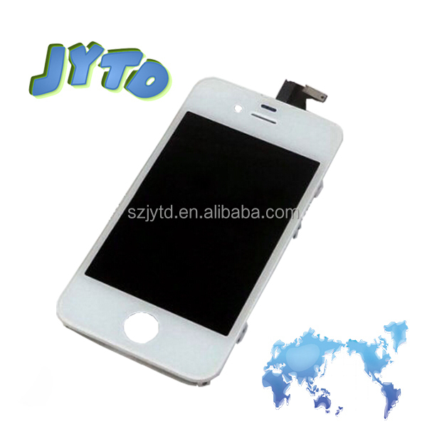 wholesale for iphone4s lcd complete fast delivery,for apple iphone 4s lcd, original lcd for iphone 4s assembly