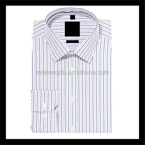 China manufacturer best selling fashion apparel durable material white french cuff shirt