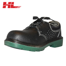 Double density PU injection slip resistant Anti Vibration electric shock proof Safety Shoe