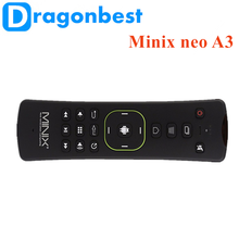 Customized Minix neo A3 Wireless air mouse mele f10 pro for wholesales Keyboard with Voice