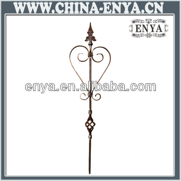 Iron Garden Decorative Plant Stakes