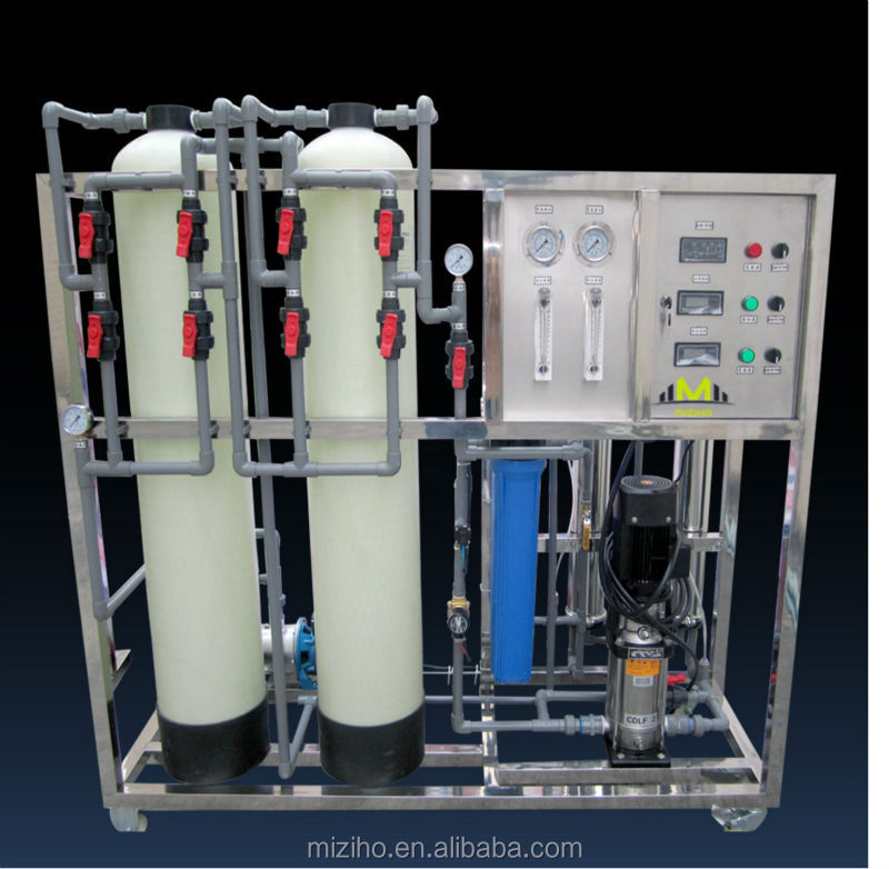MZH-RO Industrial RO Water Purification / Water Treatment System