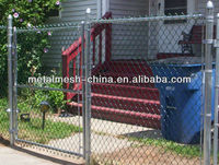 square post chain link fence (hot sale)