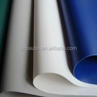 PVC Tarpaulin / Waterproof PVC Coated Tarpaulin / PVC Coated Canvas Tarpaulin Fabric