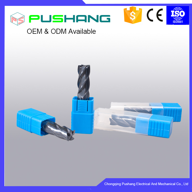 High Quality Tungsten Carbide Milling Cutter With Competitive Price