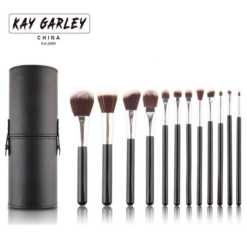 21pcs KAY GARLEY goat hair high end cosmetics brands