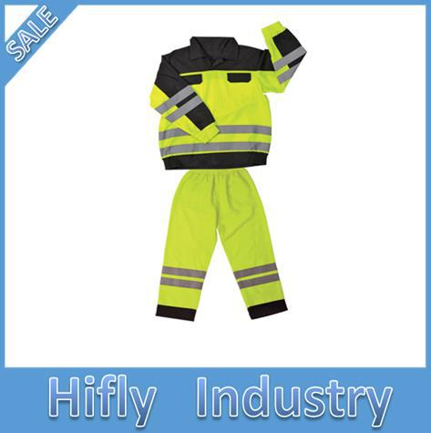 SV-702 Europe market standard EN ISO Safety vest high visibility reflective protective clothing Safty vest hot sell 2014