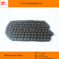 Black 428H motorcycle wheel and accessories 428H motorcycle chain
