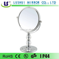 factory direct sale double sides 7 inch electric mirror