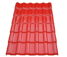 ASA Coated plastic roof/ tile/panel with longlife time