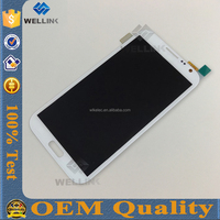 China factory wholesale mobile replacement white note 2 glass screen