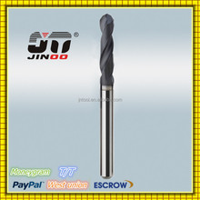 CNC machine solid carbide tct nail drill bits carbide