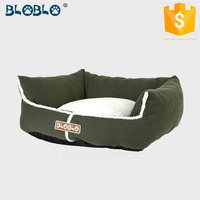 2016 Hot Selling Cozy Pet Good Quality house shape dog bed